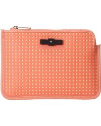 Marc By Marc Jacobs Perforated Mesh Mini Tablet Cutout Case - Lyst