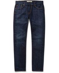 Burberry Brit Slim-Fit Denim Jeans - Lyst