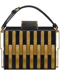 Tonya Hawkes Golden Gate Box Bag - Lyst