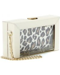 Charlotte Olympia Astaire Clutch - Lyst