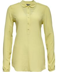 Tommy Hilfiger Kara Long Sleeve Blouse - Lyst