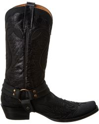 Stetson Snip Toe Harness Boot - Lyst