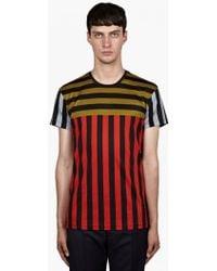 Jonathan Saunders | Jonsan01_ Vyner T-shirt | Lyst
