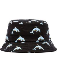 Odd Future - Dolphin Donut All Over Bucket Hat - Lyst