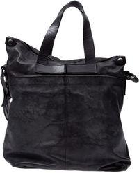 Marsell Distressed Shoulder Bag - Lyst