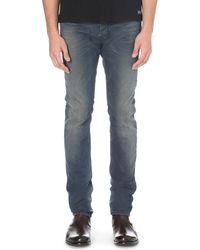 Diesel Tepphar Slim-fit Skinny Jeans 30 - Lyst