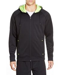 BPM Fueled by Zella - Flex Fit Full Zip Hoodie - Lyst