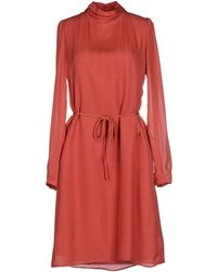 BGN - Knee-Length Dress - Lyst