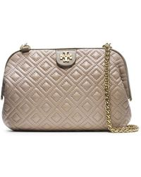 Tory Burch Quilted Clutch - Lyst