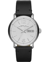 Marc By Marc Jacobs Fergus Stainless Steel Watch - Lyst