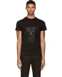 Diesel Black Eye T_Basho T_Shirt - Lyst