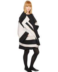 Gianluca Capannolo Olivia Double Wool & Silk Coat - Lyst