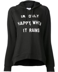Zoe Karssen Only Happy Sweatshirt - Lyst