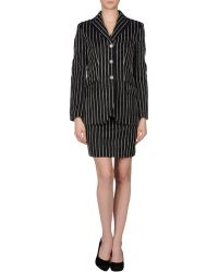 Moschino Cheap & Chic Black Womens Suit - Lyst