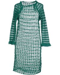 Etoile Isabel Marant Knee-Length Dress - Lyst