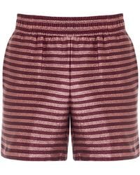 House of Holland | Red Good Thing Shorts | Lyst