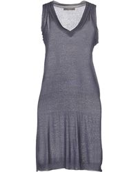 Paolo Pecora - Short Dress - Lyst