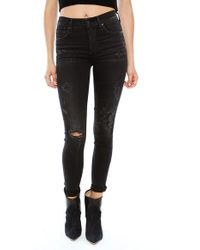 Citizens Of Humanity Rocket High Rise Skinny Jean - Lyst