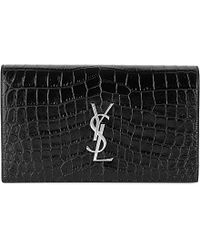 Saint Laurent Clutches | Lyst?