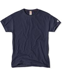 Todd Snyder X Champion | Champion Classic T-shirt In Navy | Lyst