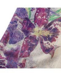 Pashma - Orchid Shawl - Lyst