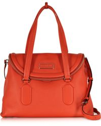Marc By Marc Jacobs - Silicone Valley Leather Satchel - Lyst