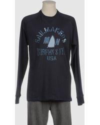 Murphy & Nye - Long Sleeve T-shirt - Lyst