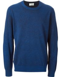 Acne Studios Mayer O Sweater - Lyst