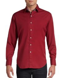 Robert Graham Regularfit Cotton Shirt - Lyst