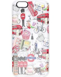 Casetify   Henry Iphone 6 / 6s Case - Clear Multi   Lyst