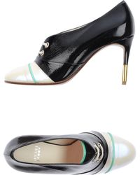 Michel Perry - Lace-Up Shoes - Lyst