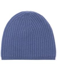 Denis Colomb Ribbed-Knit Cashmere Beanie - Lyst