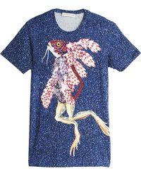 Mary Katrantzou Korali T-Shirt multicolor - Lyst