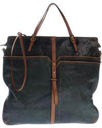 Jamin Puech Juan Les Pins Fringe Bag in Brown Lyst a00d66c2d72f4