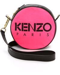Kenzo Kanvas Cross Body Bag  - Lyst