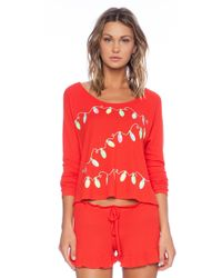 Wildfox Cabin Fever Set - Lyst