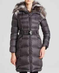 Dawn Levy Fur-Trimmed Cat Ii Down Coat - Lyst