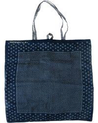 e400d26f6c3c Denim   Supply Ralph Lauren - Large Fabric Bag - Lyst