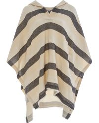 Solid & Striped - Striped Cape - Lyst