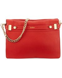 Botkier Leroy Leather Clutch Bag - Lyst