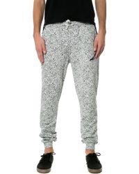 Staple Gray Webb Sweatpants - Lyst