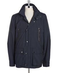 Michael Kors Lightweight Jacket - Lyst