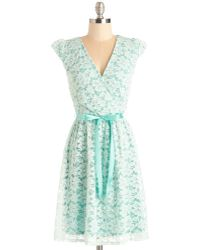 Yellow Star Fancy You There Dress - Lyst