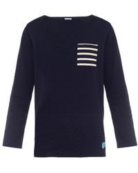 Orcival - Mid-Weight Cotton-Knit Jumper - Lyst