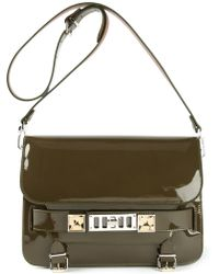 Proenza Schouler Medium Ps11 Shoulder Bag - Lyst