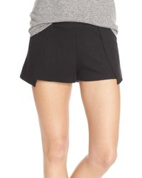 NYTT - Brushed Hacci Knit Shorts - Lyst