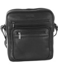 Kenneth Cole Reaction Colombian Leather Day Bag - Lyst