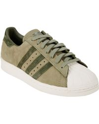 Adidas Superstar 80s Sneakers - Lyst