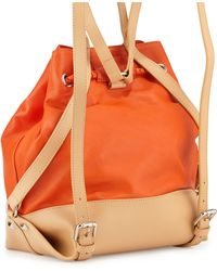 L.A.M.B. - Gracie Colorblock Leather Backpack - Lyst