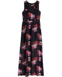 H&M Cut-out Dress - Lyst